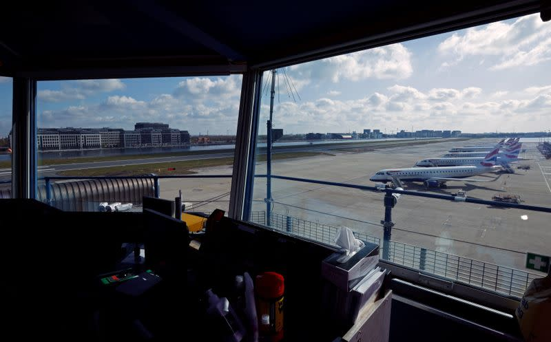 London City Airport becomes first major airport to rely on a remote control tower