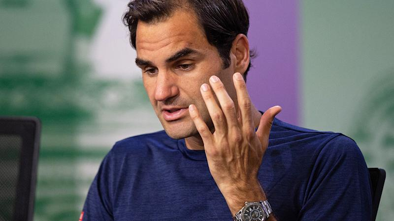 Federer survives Krajinovic scare to maintain Basel run