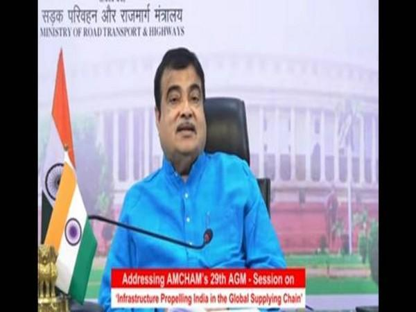 Union Minister for Road Transport and Highways Nitin Gadkari.