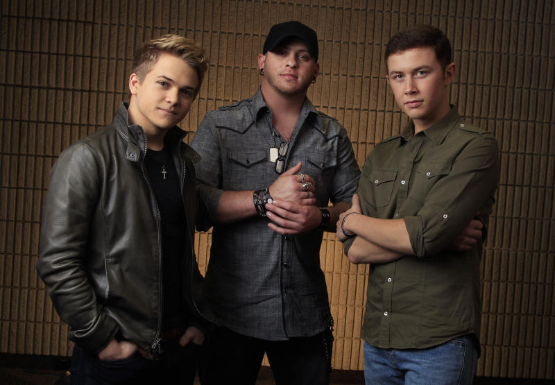 Country's new young stars on display at ACM Awards