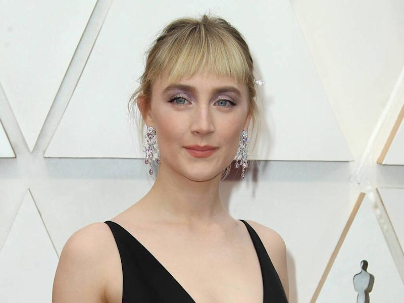 Saoirse Ronan: 'I don't want to be thought of as an activist'