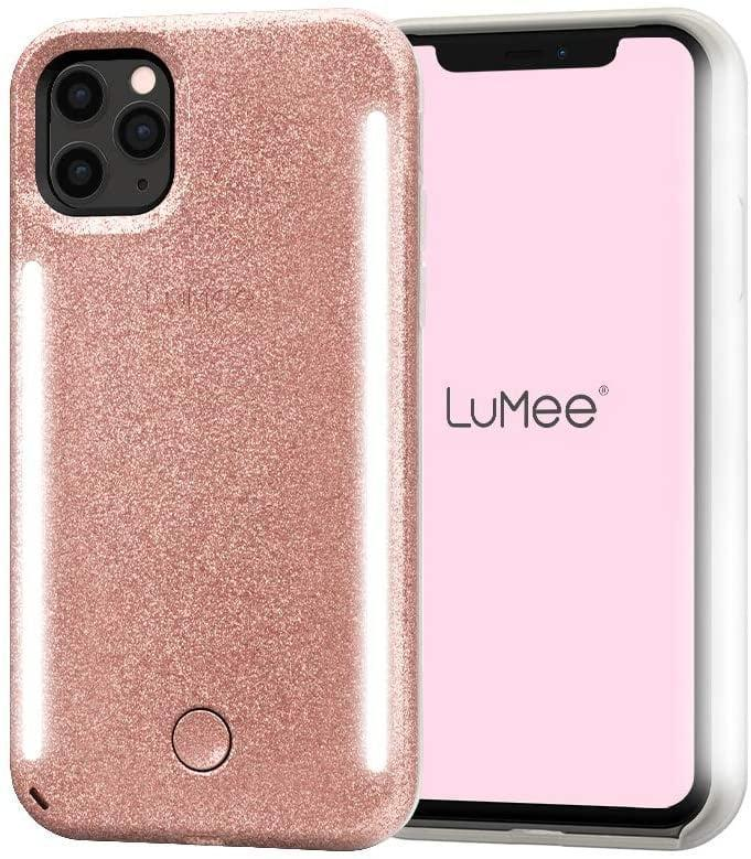 <p>This <span>LuMee Duo by Case Mate iPhone 11 Pro Max Case/a&gt; ($45, originally $70) is perfect for the constant selfie taker.</span></p>