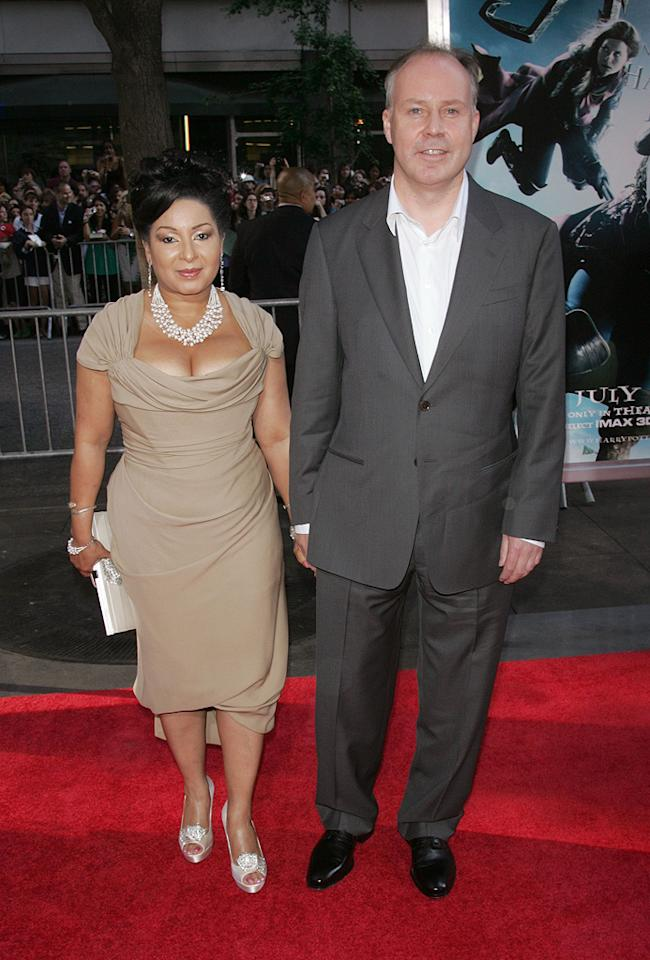 "Yvonne Walcott and director <a href=""http://movies.yahoo.com/movie/contributor/1807432789"">David Yates</a> at the New York premiere of <a href=""http://movies.yahoo.com/movie/1809791044/info"">Harry Potter and the Half-Blood Prince</a> - 07/09/2009"