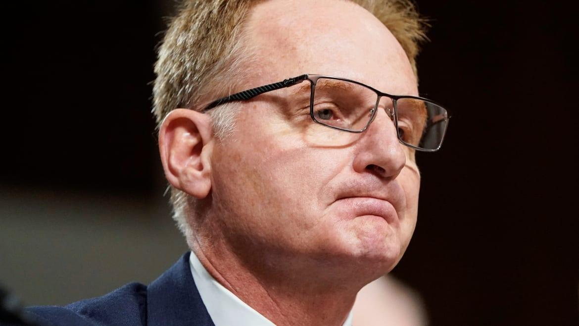Acting Navy Secretary Resigns After Calling Capt. Crozier 'Stupid'