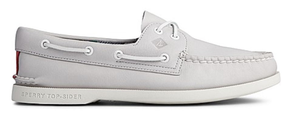 The comfiest boat shoes you'll ever own. (Photo: Sperry)
