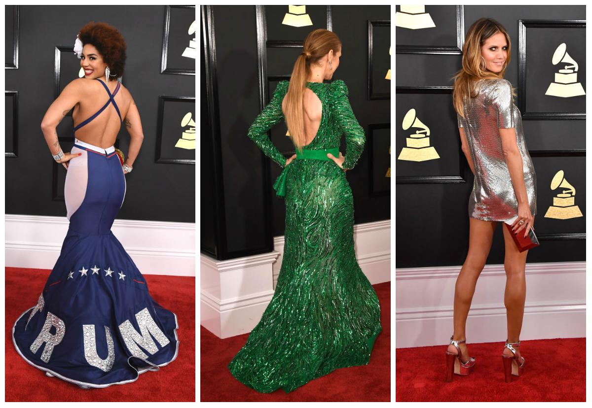 <p>We're looking at the award show gowns in reverse! <i>(Getty)</i> </p>