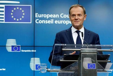 Presidente do Conselho Europeu, Donald Tusk