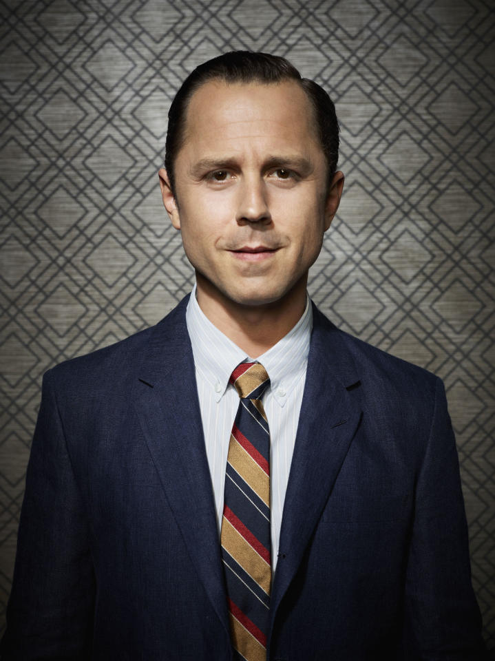 """Giovanni Ribisi as Warner in """"Dads"""" on Fox."""