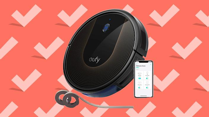 You can get our favorite affordable smart robot vacuum on sale for a huge discount.