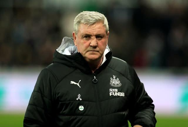 Newcastle's prospective new owners do not intend to make kneejerk decisions on existing senior staff such as manager Steve Bruce, pictured (Mike Egerton/PA)