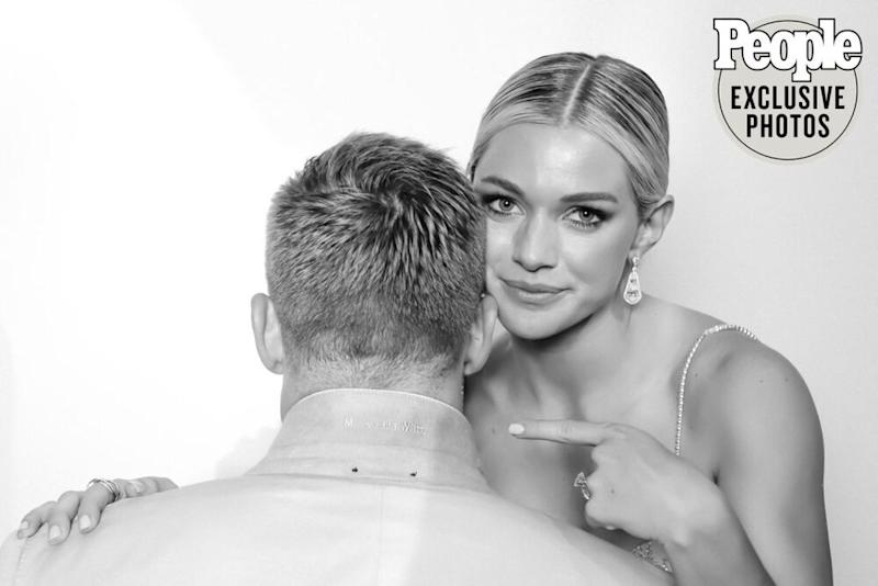 JJ Watt and Kealia Ohai | Fox & Darling