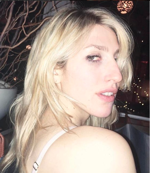 Now she writes a column for Vogue, where she offers sex and relationship advice. Photo: Instagram/Karley Sciortino