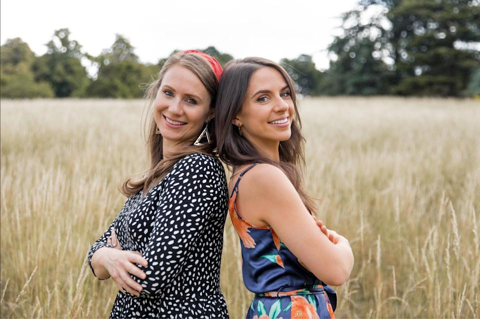 Gracie (right) and Sophie Tyrrell. (Photo: Gracie & Sophie Tyrrell)