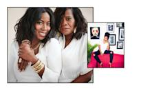 """<p><strong><a href=""""https://www.instagram.com/tiffanyreid/"""" rel=""""nofollow noopener"""" target=""""_blank"""" data-ylk=""""slk:Tiffany Reid"""" class=""""link rapid-noclick-resp"""">Tiffany Reid</a>, Senior Fashion Market Editor at <a href=""""http://www.cosmopolitan.com/"""" rel=""""nofollow noopener"""" target=""""_blank"""" data-ylk=""""slk:Cosmopolitan Magazine"""" class=""""link rapid-noclick-resp"""">Cosmopolitan Magazine</a> </strong><em>(photo: courtesy of John Hardy)</em><br><strong>What is the best style advice you received from your mother? </strong><br> Be your own person, never copy someone else's style and always look put together from head to toe (no matter where you are going). That includes hair and makeup. (Seriously, even if I am running to the corner store she says you never know who you will run into)<br><strong>What will you give your mom this year?</strong><br> Earrings from <a href=""""https://www.johnhardy.com/"""" rel=""""nofollow noopener"""" target=""""_blank"""" data-ylk=""""slk:John Hardy"""" class=""""link rapid-noclick-resp"""">John Hardy </a>and a canvas of this photo of the two of us from the campaign to celebrate and act as a reminder of this moment. My mom is my biggest supporter and always is trying to figure out what it is exactly that I do, so having her on set with me this day was such an eye opening experience for her. It obviously meant so much to me. (Not to mention the final product came out BEYOND WORDS!) </p>"""