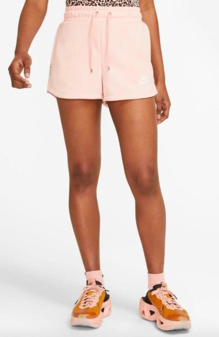 "<p>While the bubblegum shade of <a href=""https://www.popsugar.com/buy/Urban-Outfitters-Nike-Air-Drawstring-Short-580251?p_name=Urban%20Outfitters%27%20Nike%20Air%20Drawstring%20Short&retailer=urbanoutfitters.com&pid=580251&price=40&evar1=fit%3Aus&evar9=47534970&evar98=https%3A%2F%2Fwww.popsugar.com%2Ffitness%2Fphoto-gallery%2F47534970%2Fimage%2F47535599%2FUrban-Outfitters-Nike-Air-Drawstring-Short&list1=shopping%2Cshorts%2Csummer%2Csummer%20fashion%2Ccomfortable%20clothes&prop13=mobile&pdata=1"" class=""link rapid-noclick-resp"" rel=""nofollow noopener"" target=""_blank"" data-ylk=""slk:Urban Outfitters' Nike Air Drawstring Short"">Urban Outfitters' Nike Air Drawstring Short</a> ($40) caught my eye first, these sporty bottoms' logo detailing gives them major summer-style points, too.</p>"