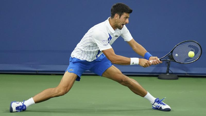Novak Djokovic Triumphs In New York To Equal Masters Record