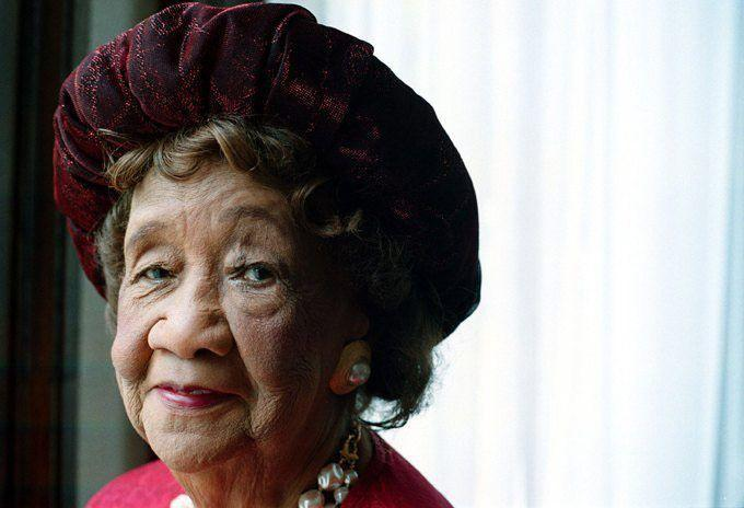 """<p>Hailed the """"<a href=""""https://triblive.com/local/allegheny/12096214-74/godmother-of-civil-rights-movement-dorothy-height-honored-with-forever-stamp"""" rel=""""nofollow noopener"""" target=""""_blank"""" data-ylk=""""slk:godmother of the women's movement"""" class=""""link rapid-noclick-resp"""">godmother of the women's movement</a>,"""" Height used her background in education and social work to advance women's rights. She was a leader in the Young Women's Christian Association (YWCA) and the president of the National Council of Negro Women (NCNW) for more than 40 years. She was also among the few women present at the 1963 March on Washington, where Dr. King delivered his famous """"<a href=""""https://www.oprahmag.com/life/relationships-love/g25936251/martin-luther-king-jr-quotes/"""" rel=""""nofollow noopener"""" target=""""_blank"""" data-ylk=""""slk:I Have a Dream"""" speech"""" class=""""link rapid-noclick-resp"""">I Have a Dream"""" speech</a>.</p>"""