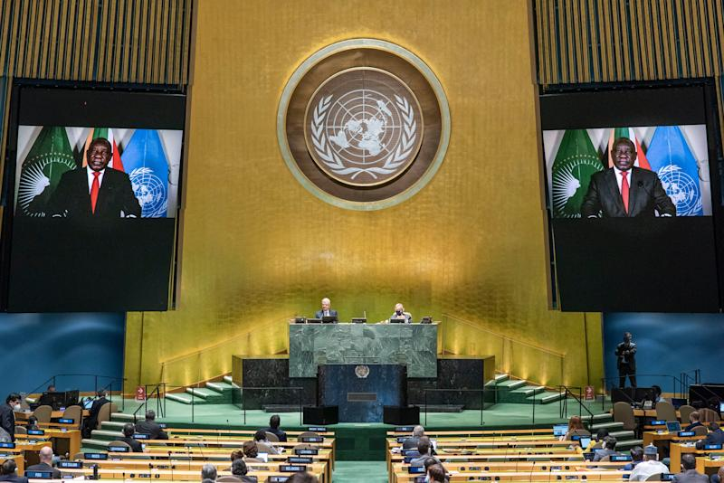 UN General Assembly (United Nations)