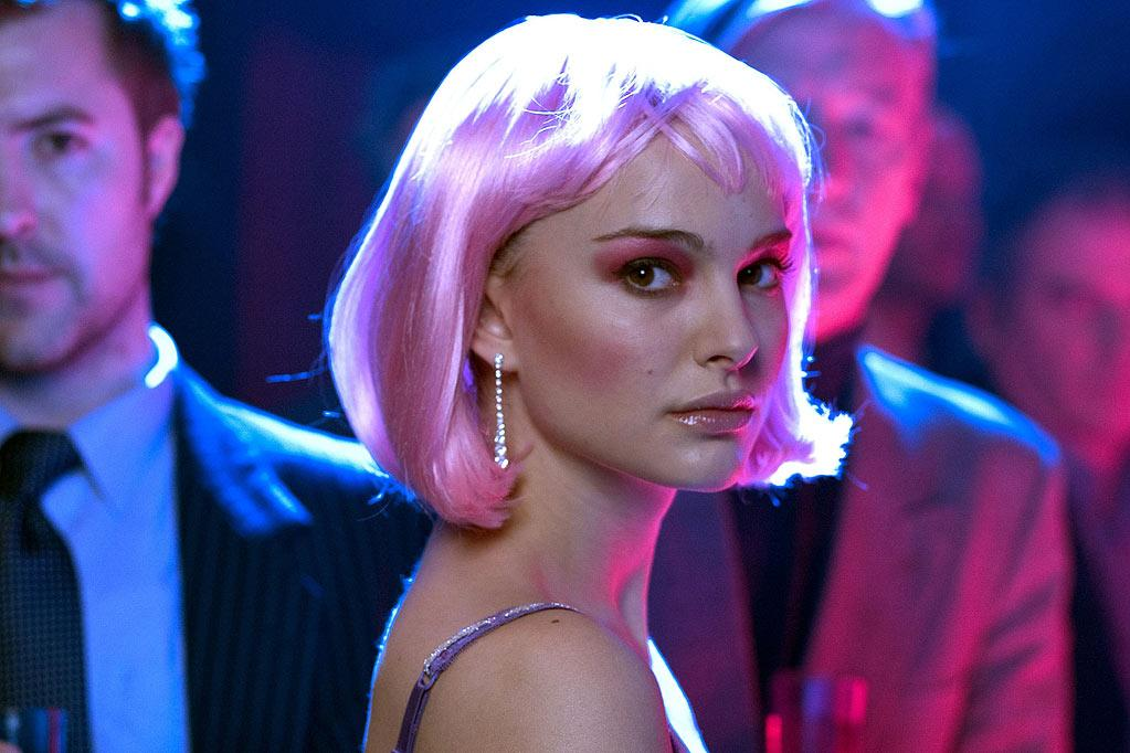 """<a href=""""http://movies.yahoo.com/movie/1808586491/info"""">CLOSER</a> (2004)   Instead of seeking out the next big-budget Hollywood spectacular, Portman started appearing in smaller movies that showcased her acting chops. In """"Closer"""", Portman was lauded for her performance as a hard-as-nails stripper, and won her first Golden Globe to boot."""