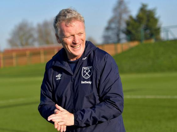 David Moyes knows there is plenty to improve on and off the pitch at West Ham (Getty)