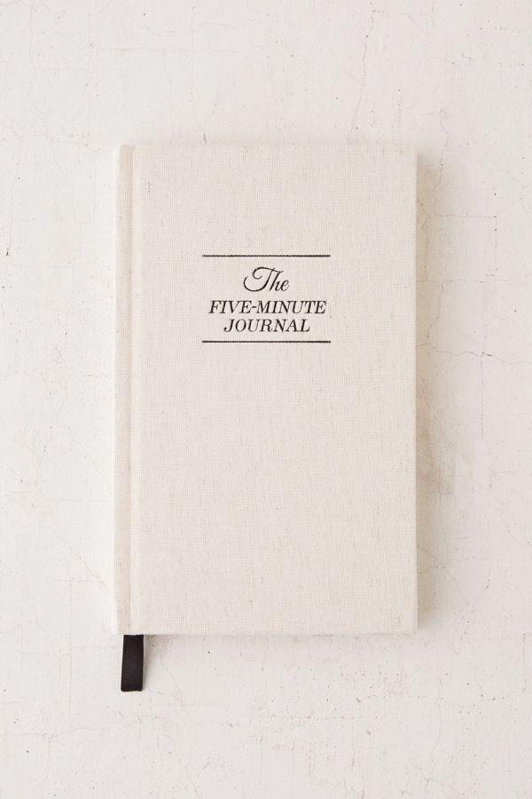 The Five-Minute Journal (Photo: Urban Outfitters)