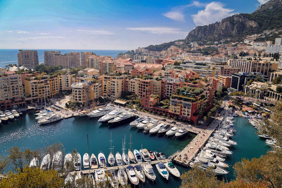 Monaco is the world's second-smallest independent state - getty