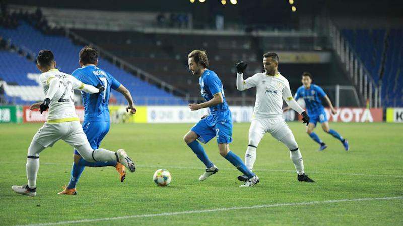Durakovic proud of player in loss to the more superior Ulsan