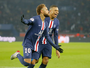 Ligue 1: Neymar, Kylian Mbappe, Mauro Icardi score as PSG recover from goal down to beat Montpellier