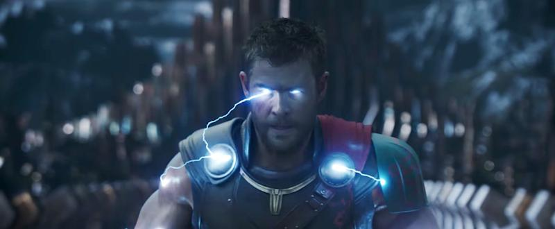 how that eye popping thor ragnarok scene connects to the comic books