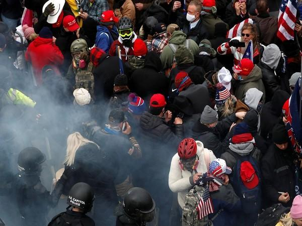 US Capitol violence (Photo Credit - Reuters)