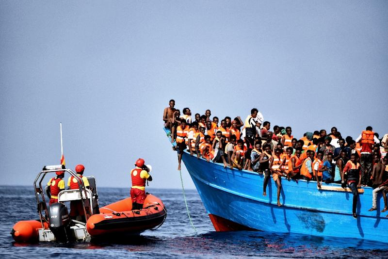 Thousands of migrants have died while trying to reach Europe