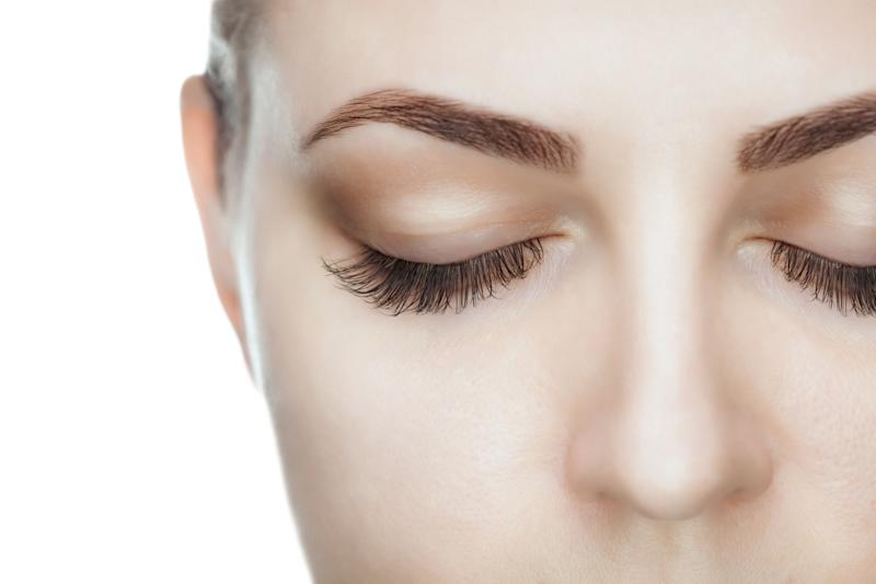 Upgrade your lashes with this Granda Cosmetics serum users love. (Photo: Getty)