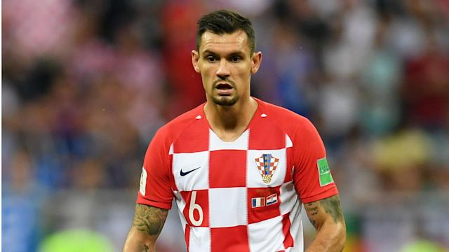 Croatia defender Dejan Lovren has been sanctioned by UEFA for criticising Spain ahead of their Nations League clash.