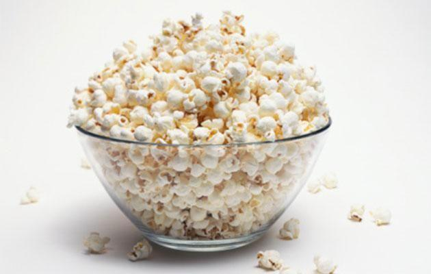 Popcorn is full of salt. Photo: Getty Images