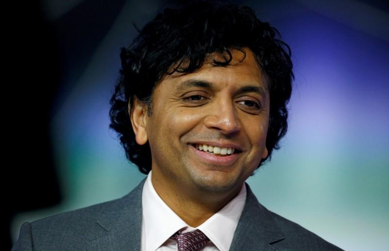 Director says in lawsuit Apple, Shyamalan stole her movie