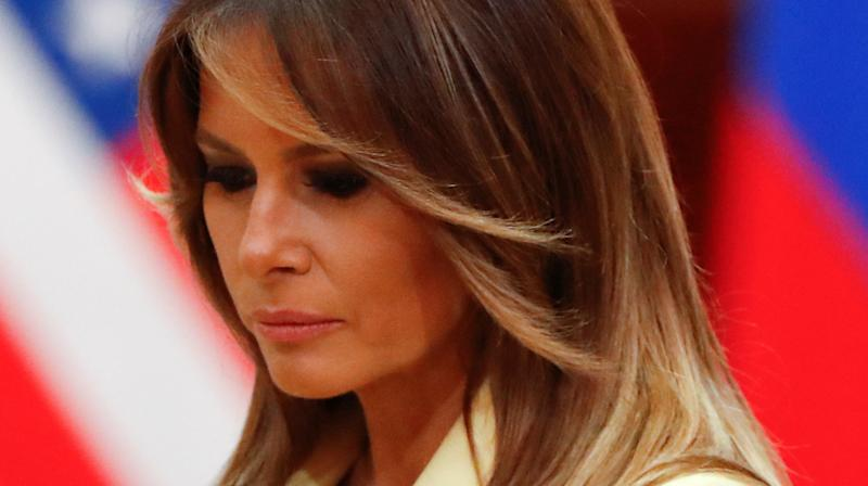 Melania Trump's Parents Likely Became U.S. Citizens Through 'Chain Migration' Donald Trump Blasts