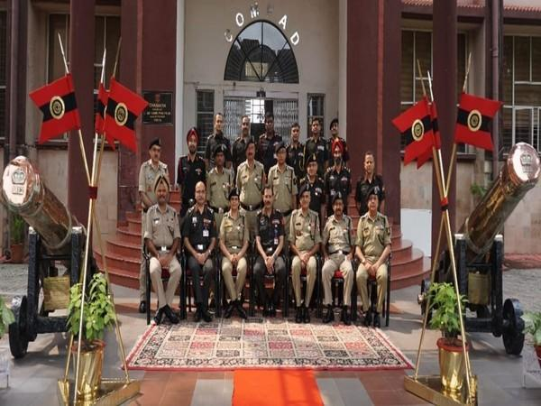 Army, BAF synergy conference held at Western Command (Photo/ANI)