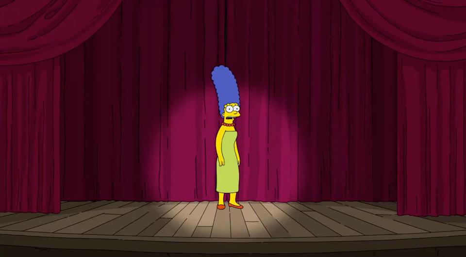 Marge Simpson (Photo: The Simpsons/Twitter)