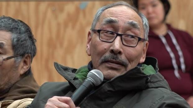 Former Nunavut premier Paul Quassa will provide commentary on the federal leaders debate in Inuktitut for Uvagut TV.  (Uvagut.tv - image credit)