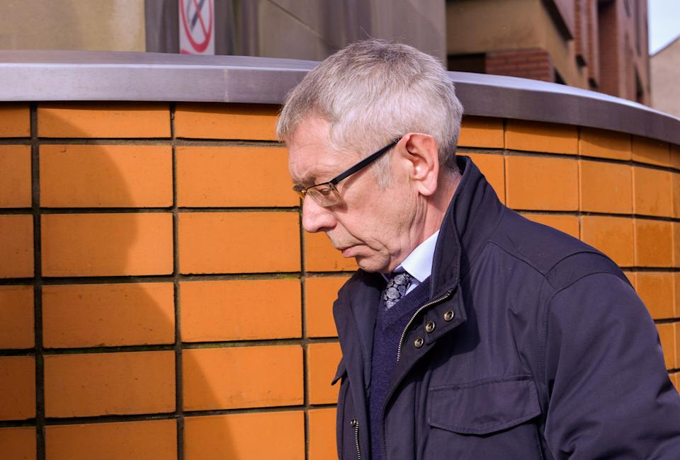 David Smith has been sentenced for his part in the tout. (Alex Cousins/SWNS)