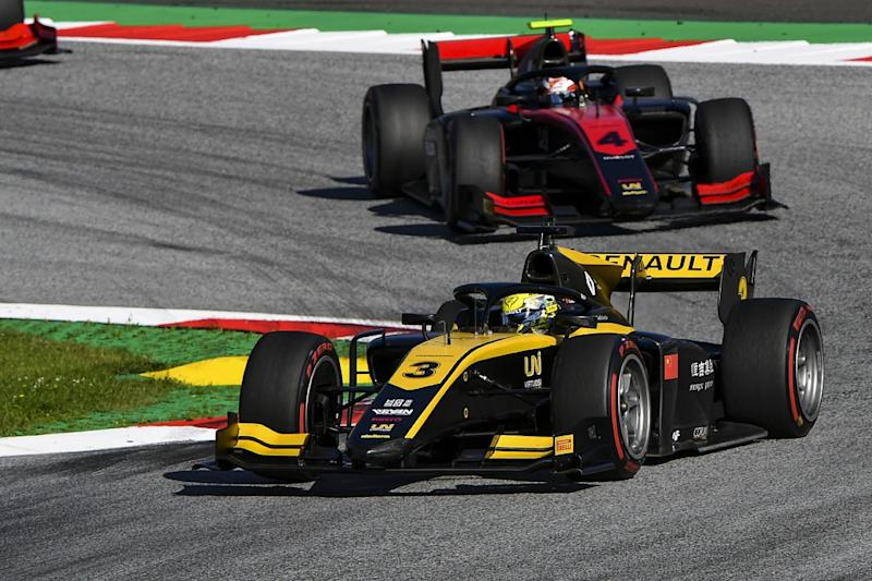 Virtuosi rues lost 1-2 after Zhou demise in F2 race