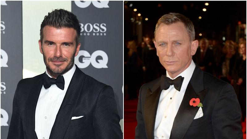 Sir Rod Stewart, Daniel Craig and the Beckhams join nationwide NHS salute