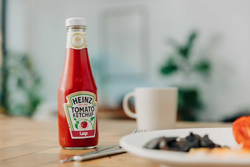 Heinz Tomato Ketchup is one of the brands involved in the scheme (Loop/PA)