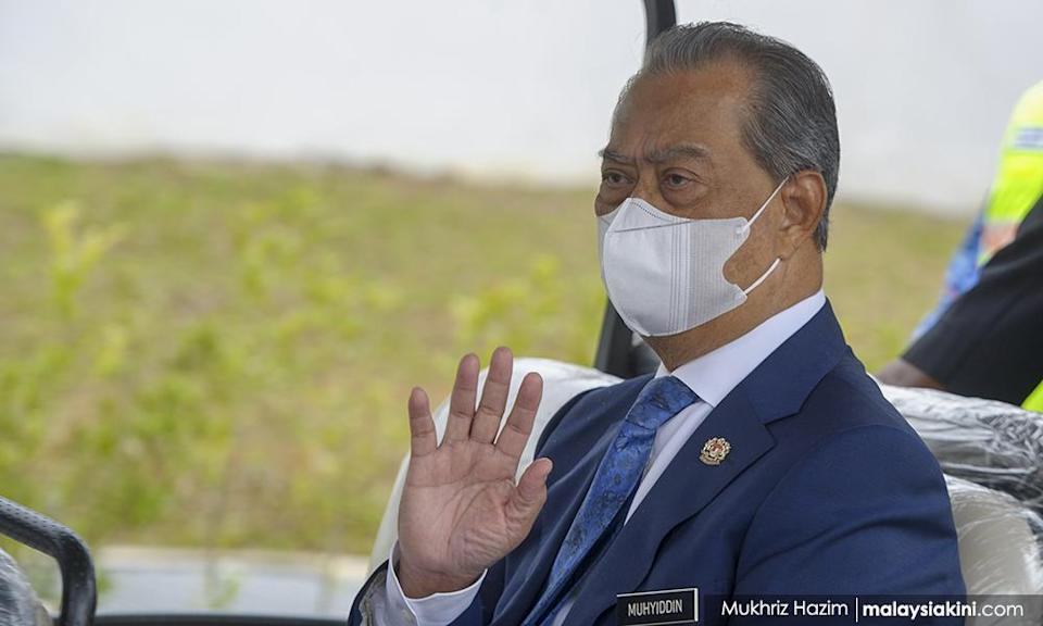 PMO: Muhyiddin still in hospital, expected to be discharged in a few days