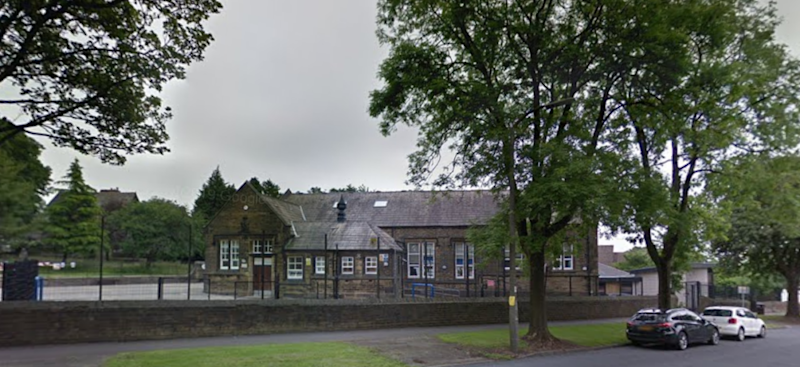 The headteacher at St Paul's Church of England Primary School said two pupils had been confirmed as having coronavirus. (Picture: Google Maps)