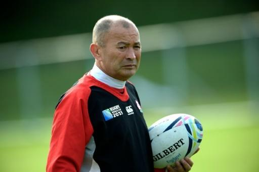 Australian Jones gets England rugby coach job on four-year deal