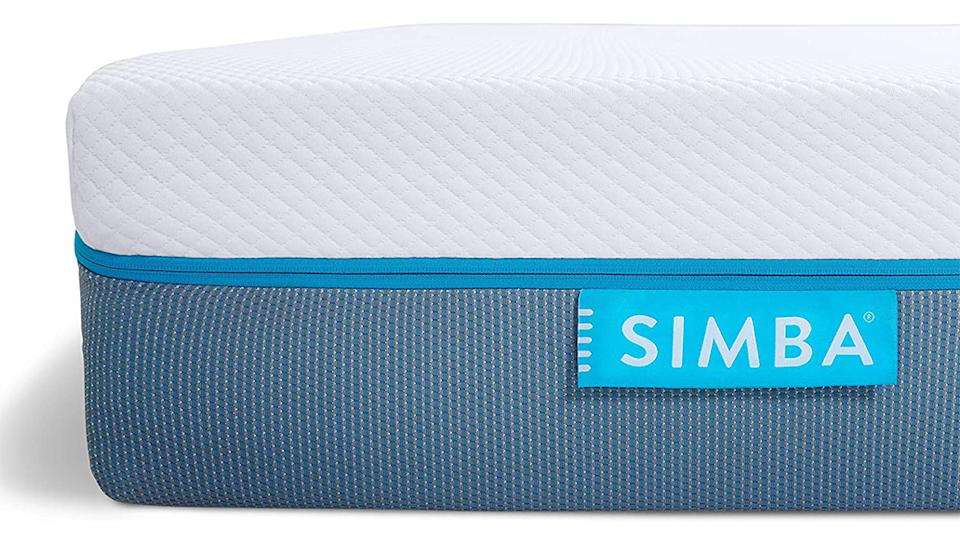 Simba Hybrid Mattress UK Double