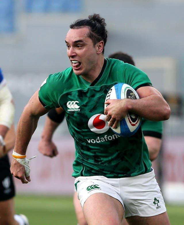 Ireland wing James Lowe was criticised for his performance against Scotland