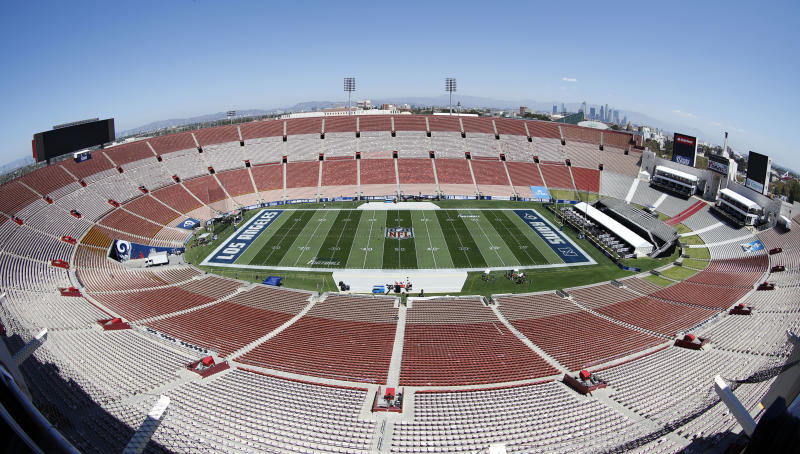 How will NFL games be affected if no fans are in the stadium? (AP Photo/Ryan Kang)