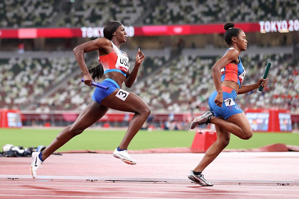 U.S. Mixed Relay Team Is Reinstated for 4x400m Olympic ...